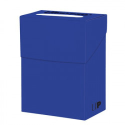 Deck box Ultra Pro Bleu...