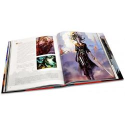 LIVRE : magic Art Book...