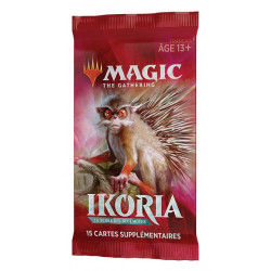 Magic : Booster Ikoria - la...