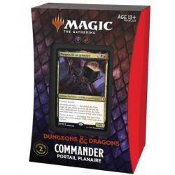 Magic D&D : Deck commander...