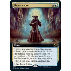 Repos sacré - Hallowed Respite