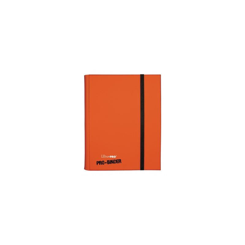 Ultra Pro : Portfolio UP-Pro Binder Orange 360 Cartes