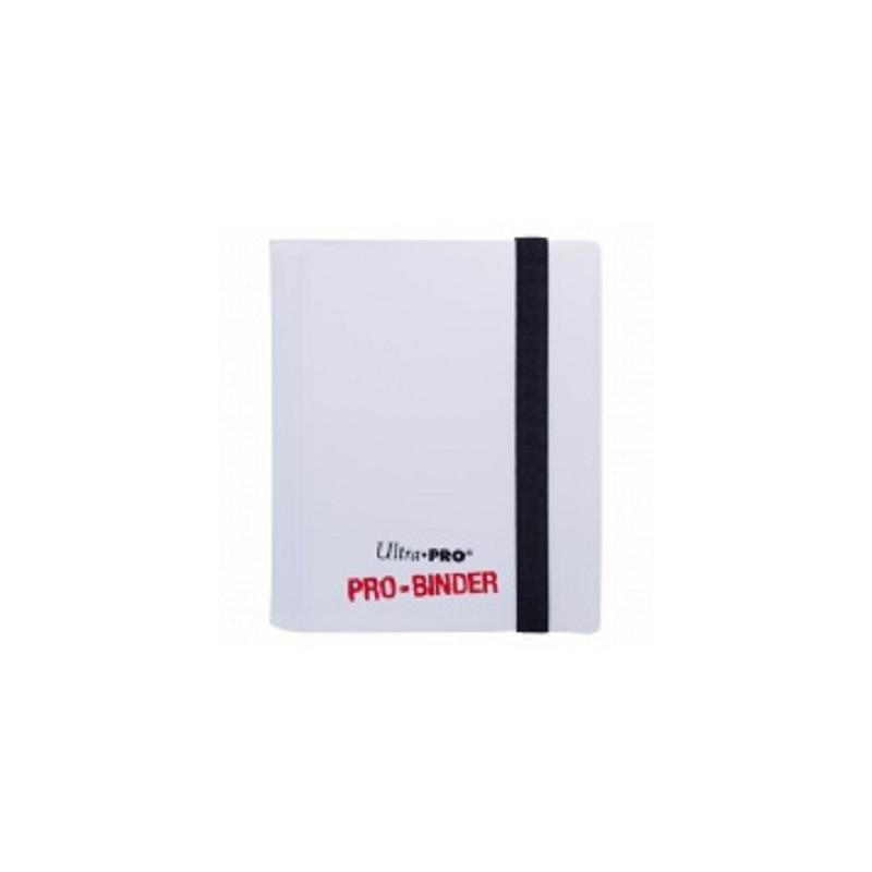 Ultra Pro : Portfolio UP-Pro Binder 80 Cartes Blanc
