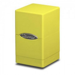 Deck box Ultra Pro Tower Jaune